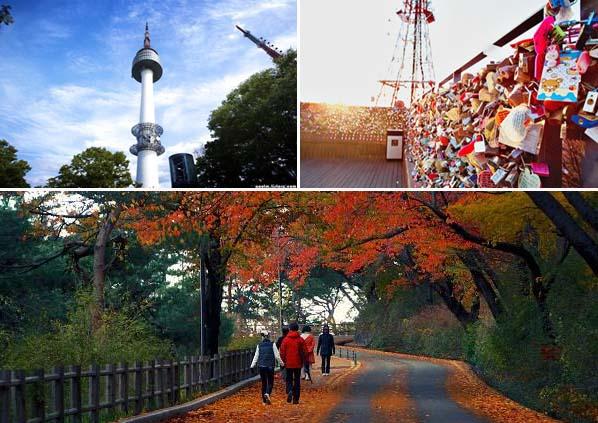 Tour Du Lịch Hàn Quốc 4 Ngày 3 Đêm Giá Rẻ