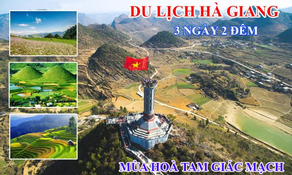 Tour Hà Giang 3 ngày 2 đêm giá rẻ