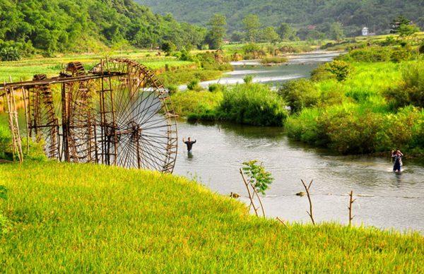 Tour du lịch Pù Luông 2 ngày 1 đêm